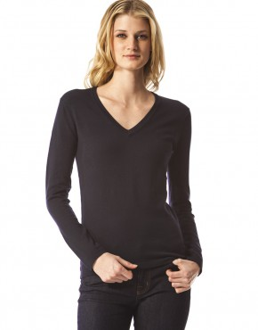 long-sleeve-v-neck-sweater